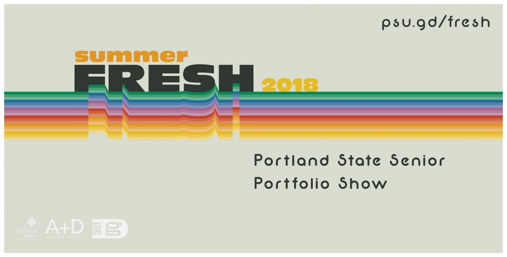 PSU.GD Senior Portfolio Show!