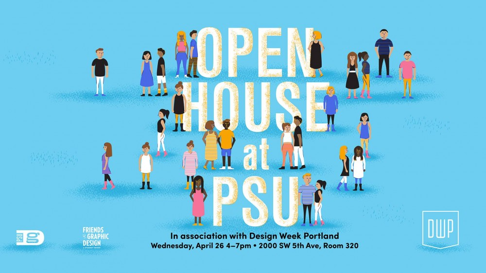 Open House at PSUGD