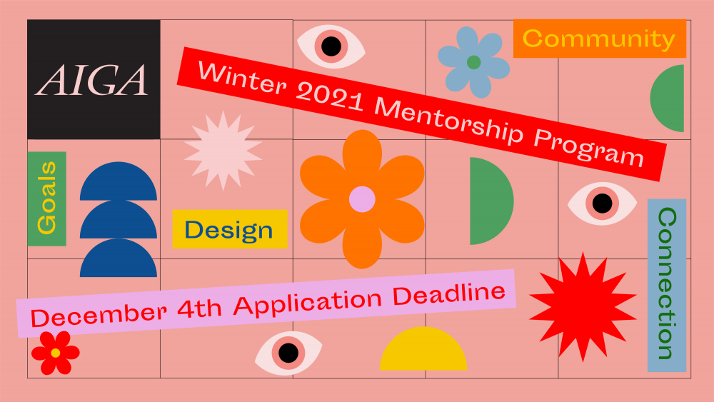 AIGA Mentorship Program!