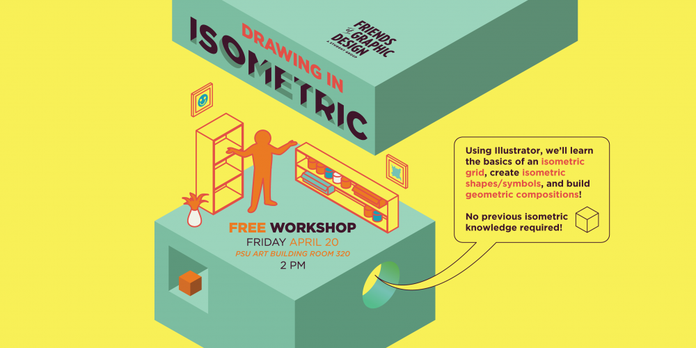 Workshop: Drawing in Isometric