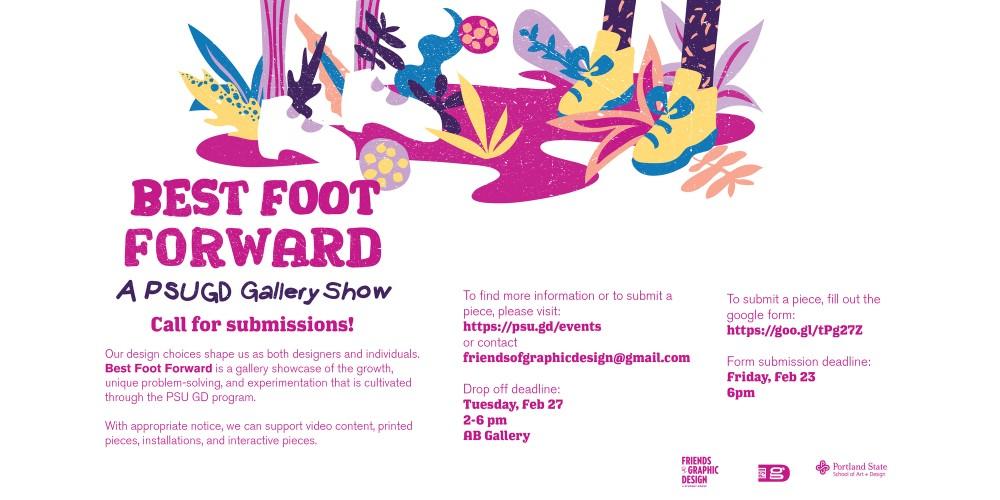 Best Foot Forward Design Show!