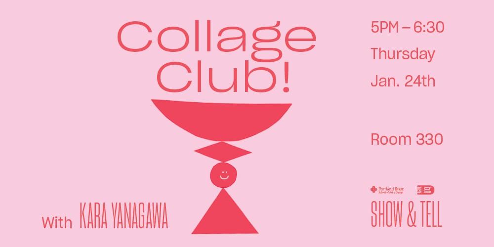 Show & Tell: Show & Tell with Kara Yanangawa from Egg Press
