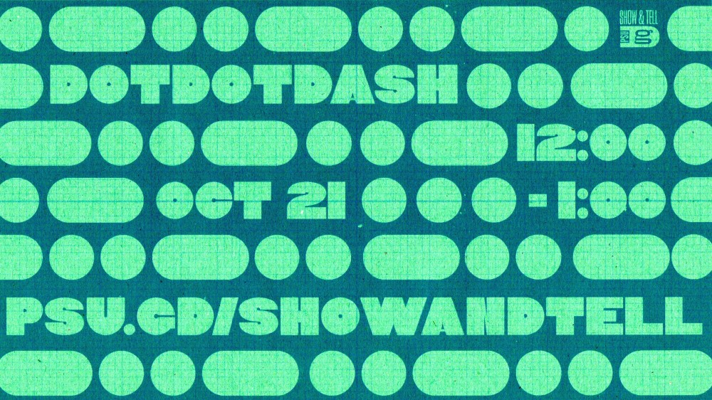 Innovation Agency: dotdotdash is coming this Thursday to Show&Tell!