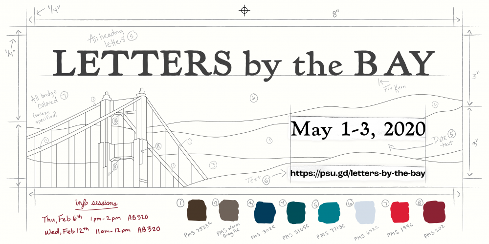 Letters By The Bay Info Session!