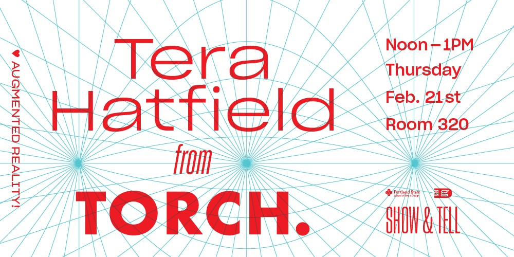 Show & Tell: Tera Hatfield from Torch