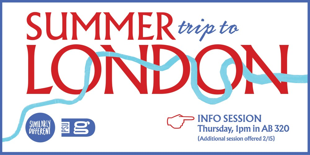 London Summer Trip Info Session
