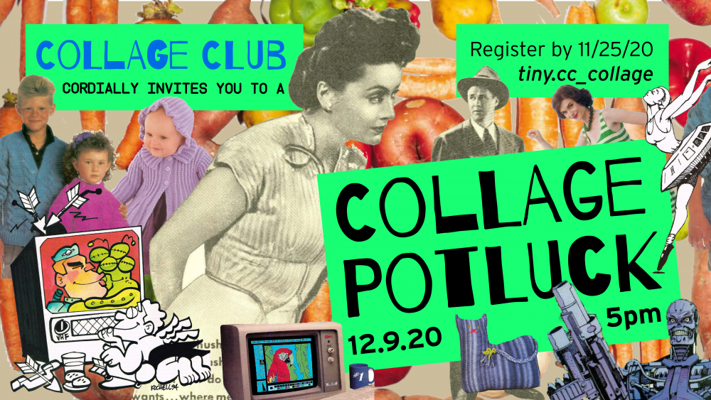 Collage Club!