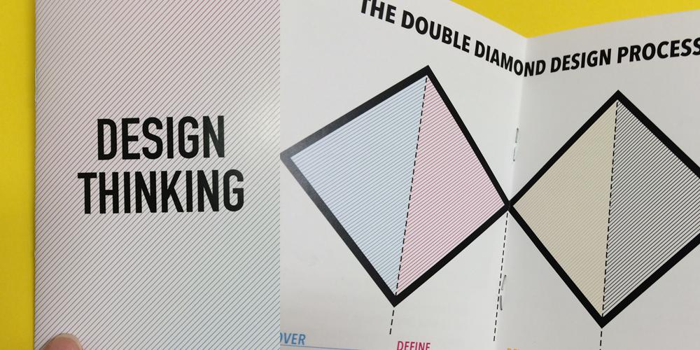 Design Thinking Zine, Maurcio Diaz-Ayala