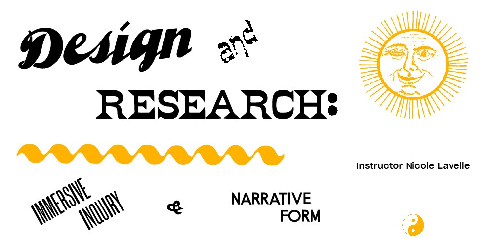 Summer Class: Design & Research