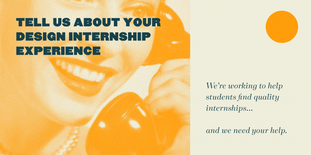 Tell Us About Your Internship
