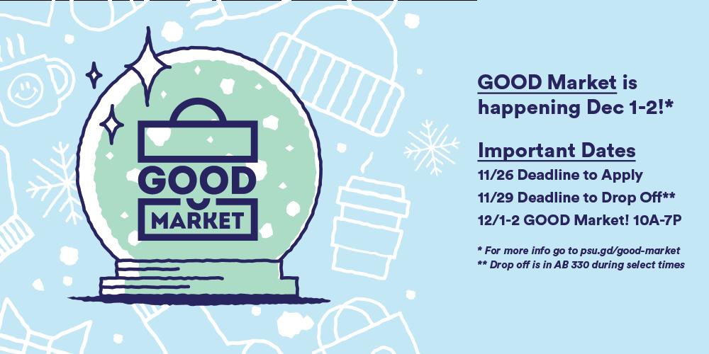 Good Market!