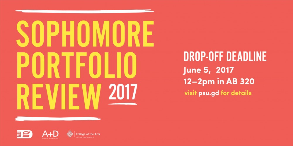 Sophomore Portfolio Review