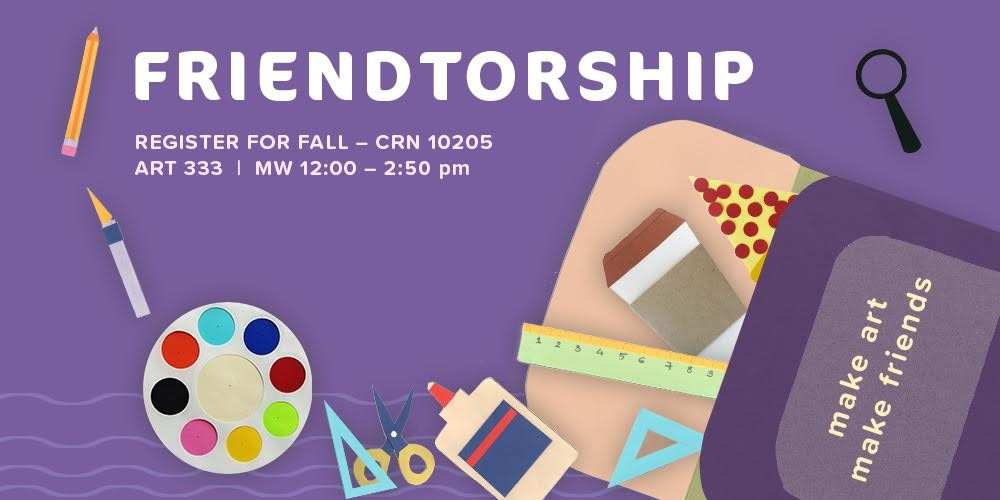 Join Friendtorship for Fall!